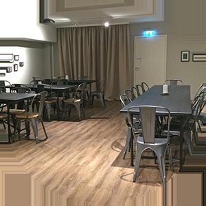 Tampereen Bakery Cafe - yksityistilaisuudet - kokous- ja juhlatilat